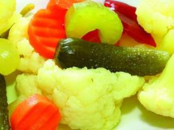 Click to view album: MIXED VEGETABLES PICKLES